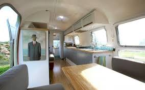 Airstream Interior Design Minimalist