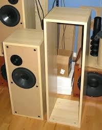 diy speaker cabinet kitchen cabinets to make speaker boxes diy 1x12 guitar speaker cabinet plans