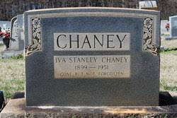 "Lydia Ivy ""Iva"" Stanley Chaney (1899-1951) - Find A Grave Memorial"