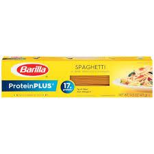 barilla protein plus multigrain spaghetti pasta