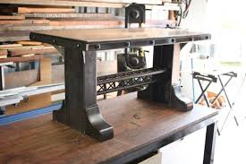 industrial furniture style. Coffee Table Build Industrial Style Furniture