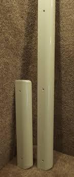 5303272663 5303272563 Frigidaire Refrigerator Almond Door Handle Set ...