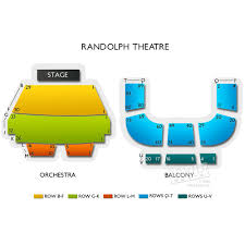 Randolph Movie Theater Seating Chart Credible Randolph Theatre Toronto Seating Chart Nederlander