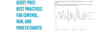 Guest Post Best Practices For Control Run And Pareto Charts