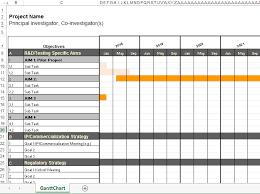 Gantt Chart Excel 2019 Gantt Chart Excel Template Templates At