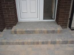 front door stepsBrick Paving Steps  Leading Expert Brick Paving Specialists