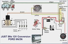12 volt conversion wiring diagram for 8n \u2010 wiring diagrams instruction how to change a 6 volt to 12 volt wiring diagram ford 9n 8n front mount distributor 12 volt conversion 12 volt conversion wiring