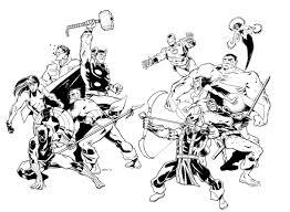 Coloriage Avengers Les Beaux Dessins De Super H Ros Imprimer Coloriage Avengers A Imprimer Dessins Coloriage Avengers Imprimer Sur Dessins Colorier Black Widow Enfants Aveng L