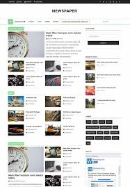 100 Free Responsive Blogger Templates 2019 Page 3 Of 3