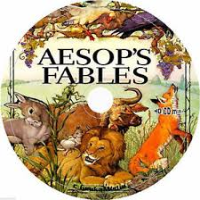 image is loading aesop s fables cd cd book kid story