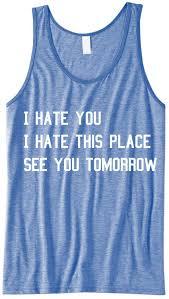 Fitness Class Unisex Tank Top I Workout Workout Shirts