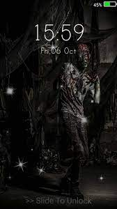 Zombie Live Wallpaper & Lock screen for ...