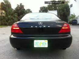 Acura Cl 3. 2 L Type S 2 Door Premium Sports Coupe Vtec 2001 2002 2003