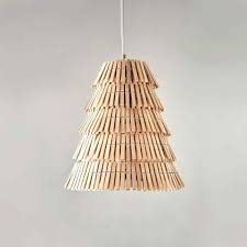 Clips hanging lamp