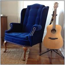 blue velvet accent chair. Navy Blue Velvet Accent Chair Dark