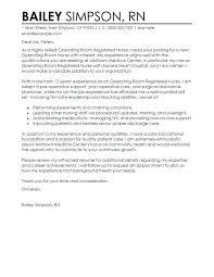 Sample Nurse Cover Letter Resume Sample Directory