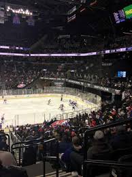 Barclays Center Section 107 Home Of New York Islanders