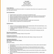 Security Analyst Resume Inspiration Information Security Analyst Resume Casual 48 Information Security