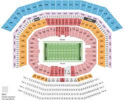Punctual Levis Stadium Interactive Map 2019
