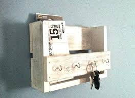 countertop mail holder wood mail organizer wooden letter and key holder best coat racks and key countertop mail holder