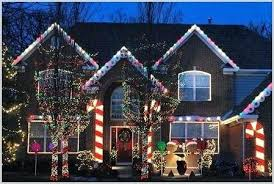 Candy Cane House Decorations Outdoor Candy Cane Decorations Outdoor Decorations For Large 97