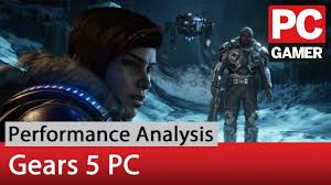 Gears 5 System Requirements Settings Benchmarks And