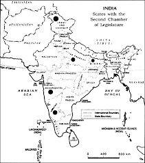 Approved Outline Map Of India With States Mark 4029 Unknown