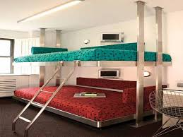 Large Contemporary Bunk Beds