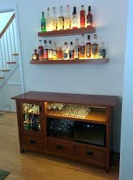 best bar cabinets captivating liquor
