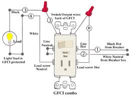 how to install and troubleshoot gfci for leviton light switch Wire Light Switch From Outlet Diagram how to install and troubleshoot gfci for leviton light switch wiring diagram Light Switch Wiring Diagram