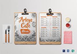 43 Cafe Menu Templates Psd Eps Indesign Free