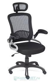 Купить Офисное <b>кресло TetChair Mesh-2 ткань</b>, черный в г ...