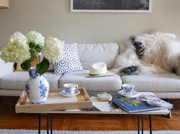 your coffee table will look like you straight up hired an interior designer to bring it to life and the best part you likely already have everything