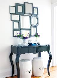 diy mirror wall collage