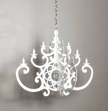 acrylic crystal chandelier mobile