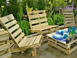 How To Make Furniture Out Of Wood Pallets