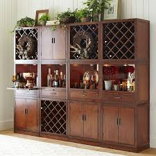 Wine Carts Cabinets Apartment Bar Cabinet Whiskey Barrel Liquor Cabinet For The Home