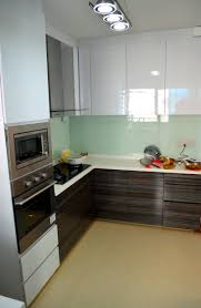seng kang hdb compassvale beacon kitchen oven and cabinets 195x300 contemporary oriental design in hdb 4