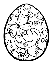 Easter Coloring Pages For Adults 1 Country Victorian Times