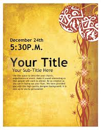 Word Flyer Template Download Free Christmas Flyer Templates Download Free Printable Flyers In
