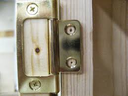 Cabinet Door Hinges Installing Non Mortise Hinges On Inset Cabinet Doors With Face