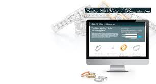tesser weiss one of america s premier jewelry manufacturer s since 1936 wanted a to sell jewelry to relers around the country