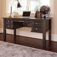 ashley furniture townser home office desk in grayish brown