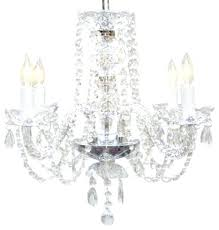 gallery lighting authentic all crystal chandelier 4 light chandeliers real tell if damp rated