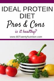 The Ideal Protein Diet Pros Cons 80 Twenty Nutrition