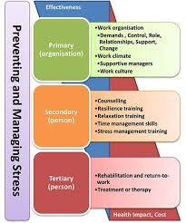 Workplace Stress Management Managers Role In Workplace Stress Risk Management Students