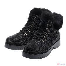 <b>Ботинки зимние FERTO</b>, F17-6132-<b>1</b> — Микрофибра 100% | Зима ...