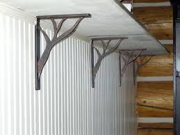 metal corbels for granite countertops wall brackets overhang
