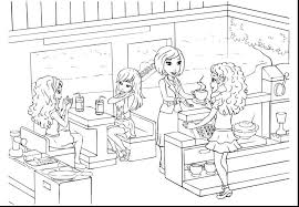 Free Printable Coloring Pages Of Lego Friends Printable Coloring