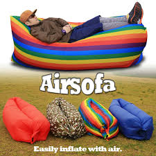 color rare for camping bbq surfing sleeping on the train air sofa air bed airsofa airbed beach bed air cushion outdoor umiyama river fashion for a limited